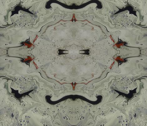 ArcticStorm LargePrint fabric by maria_spinozzi on Spoonflower - custom fabric