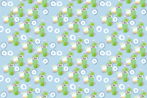 Gin-Derful! fabric by how-store on Spoonflower - custom fabric