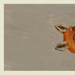 SP towel Fox
