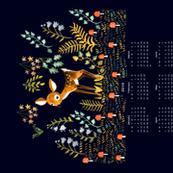 bambi calendar