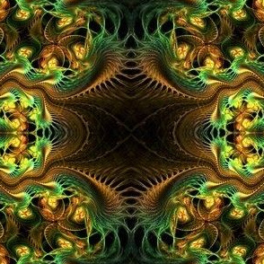 Abstract Fractal Design 1