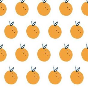 Minimalist Oranges
