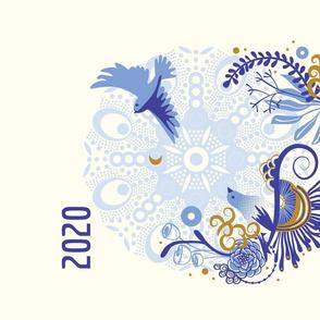 2020 chirping birds