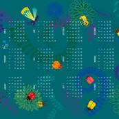 bugs 2019 calendar