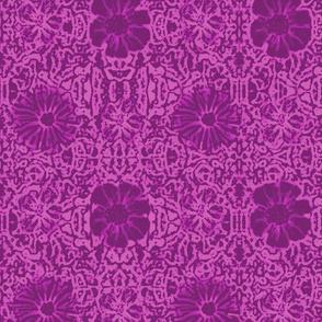 PLUM Floral Petit Batik