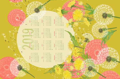 Dandelionteatowel_2019_rev_calendarside_shop_preview