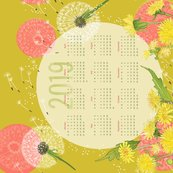 Dandelionteatowel_2019_rev_calendarside_shop_thumb