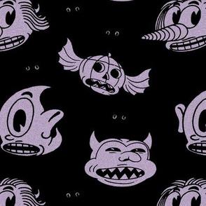 Vintage Spooks