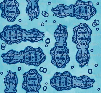 Cuddle Cuttlefish