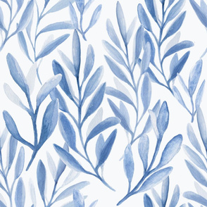 Cobalt Blue Branches
