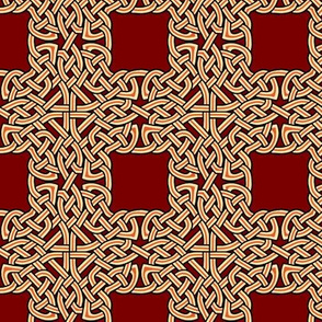 Dense Celtic Knotwork 1