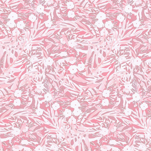 Tropical Daydream Pale Pink