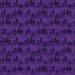 Forest Mist Nano - purple