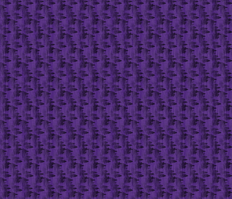 Forest Mist Nano RR- purple fabric by thecalvarium on Spoonflower - custom fabric