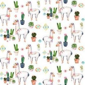 "3"" 2018 Aztec Llama"
