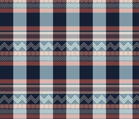 R0_____ornamental_zigzag_stripe_t1navycoral2_shop_preview