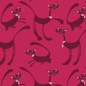 cats-fuschia-pink