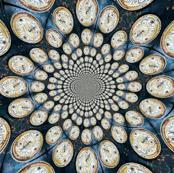 Fourth Dimension Clocks