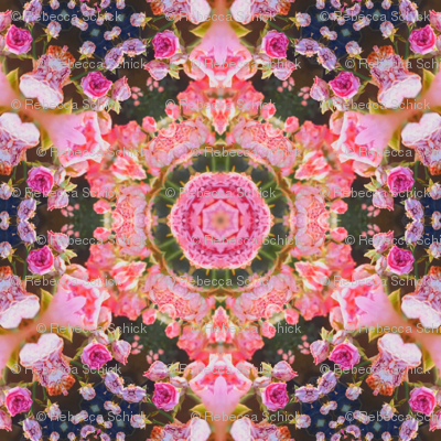 Flower Kaleidoscope 2