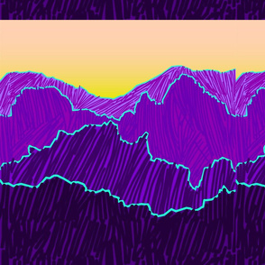 Mount neon