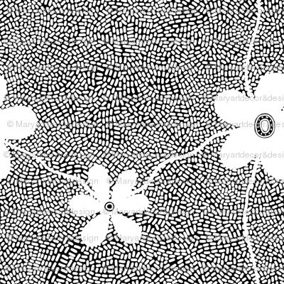 Flowers Pattern. 35