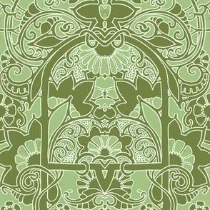 Mossy Green Mornings