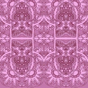 Do the Pink Heart Twist