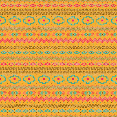 Southwest Stripe (orange)