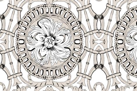 wall_classic fabric by gabriela_fuente on Spoonflower - custom fabric