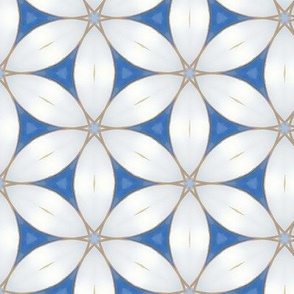 White Petals Design