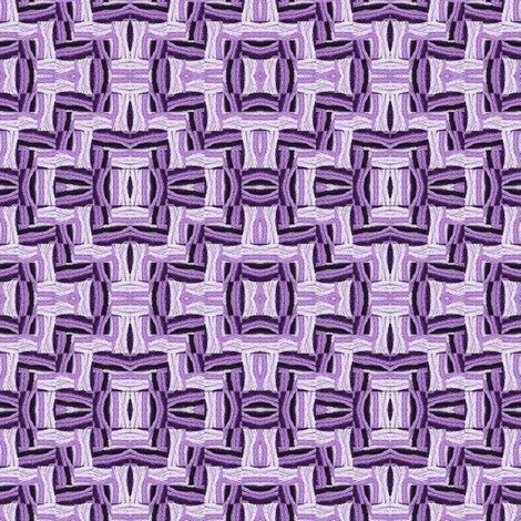 2 Embroidery Threads in Purples fabric by anniedeb on Spoonflower - custom fabric