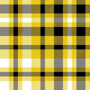 90s PLAID - cher, clueless, 90s movie, movies, cosplay, fan, plaid, checks, black and yellow tartan, tartan fabric