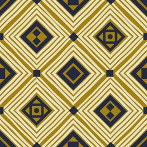 Tribal Diamond 01