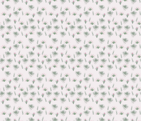 airplant_03 fabric by youdesignme on Spoonflower - custom fabric