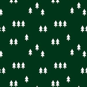 """(1/2"""" scale) trees 