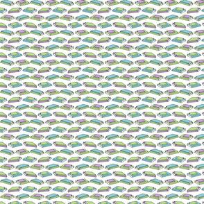 Pastel Book Lovers Pattern