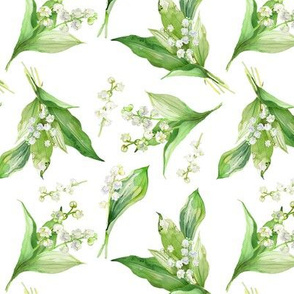 Lilly of the Valley 6 inch