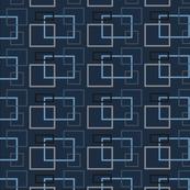 Geometric Layered Boxes, Dark