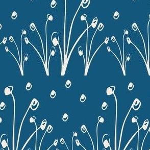 Homeland Flora Alliums in Teal
