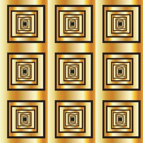 Twilight Zone Gold Squares