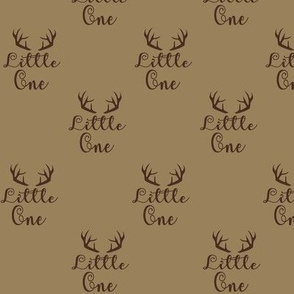 Little One Deer Racks