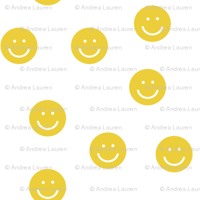 yellow smiley // cute happy smiles, smiley face, emoji, 90s, retro