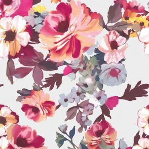 Multicolor Floral