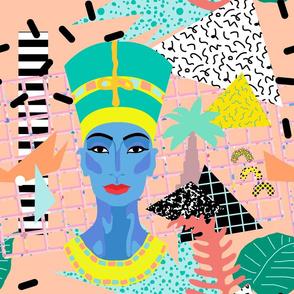 Postmodern Nefertiti