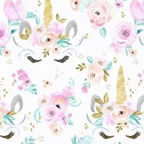 unicorn floral M