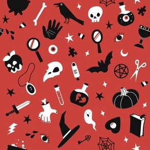 Spooktacular Objects