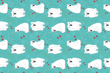 animals-01 fabric by cathleenbronsky on Spoonflower - custom fabric