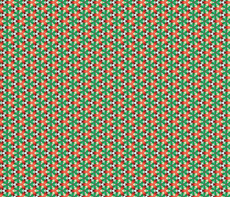 kaleidoscope_26 fabric by fibregirl on Spoonflower - custom fabric
