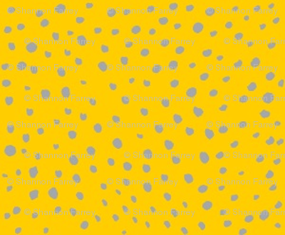 swiss cheese dots