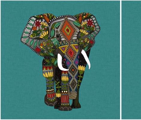 Rfloral-elephant-teal-18-inch-panel-st-sf-08092018_shop_preview